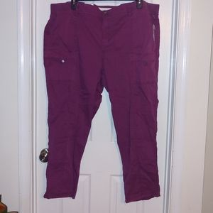 Sonoma Ladies Capri Pants Size 24W